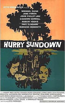 poster Hurry Sundown (1967)
