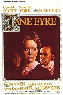 poster Jane Eyre (TV Movie 1970)