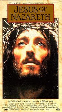 poster Jesus of Nazareth (1977)