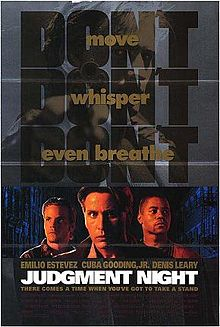 poster Judgment Night (1993)