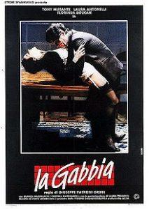 poster La Gabbia (1985)