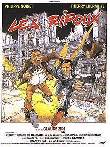 poster Les ripoux (1984)