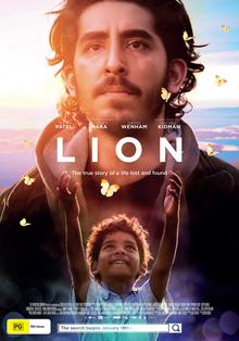 poster Lion - Saroo (2016)