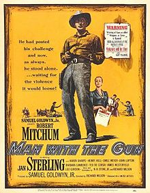 poster Man with the Gun (1955)