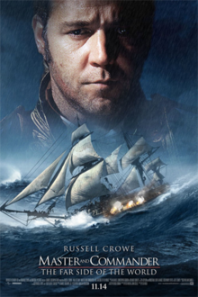 poster Master and Commander The Far Side of the World (2003)