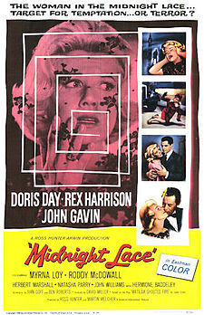 poster Midnight Lace (1960)