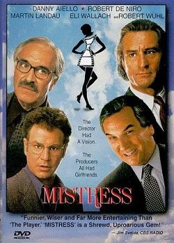 poster Mistress (1992)