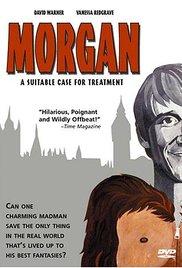 poster Morgan! (1966)