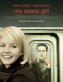 poster My Sassy Girl (2008)