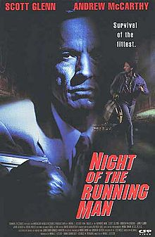 poster Night of the Running Man (1995)