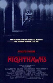 poster Nighthawks (1981)