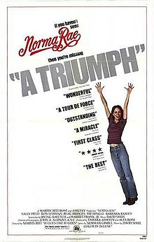 poster Norma Rae (1979)