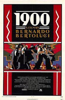 poster Novecento aka 1900 (1976)