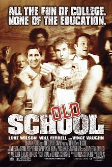 poster Old School (2003)