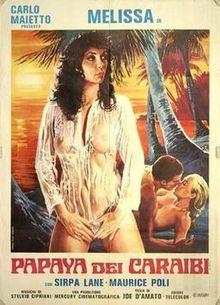poster Papaya Love Goddess of the Cannibals (1978)