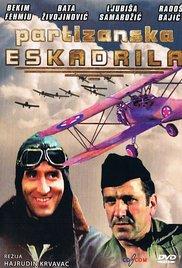 poster Partizanska Eskadrila (1979)