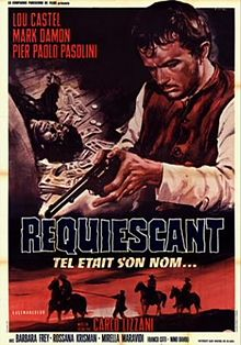 poster Requiescant aka Kill And Pray (1967)