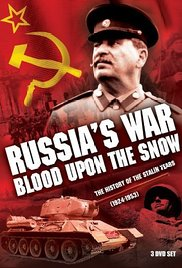 poster Russia's War Blood Upon the Snow (1997)