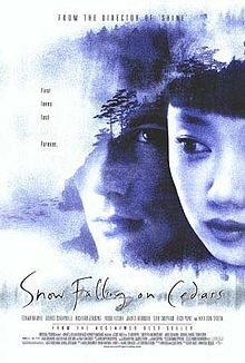 poster Snow Falling On Cedars (1999)
