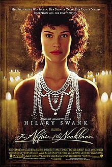 poster The Affair of the Necklace (2001)