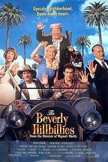 poster The Beverly Hillbillies (1993)