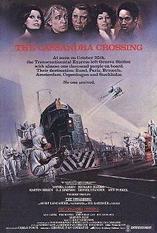 poster The Cassandra Crossing (1976)