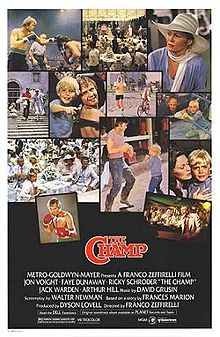 poster The Champ (1979)