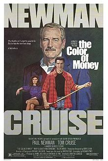 poster The Color of Money (1986)