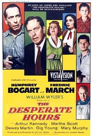 poster The Desperate Hours (1955)