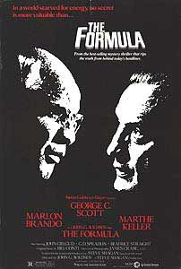 poster The Formula (1980)