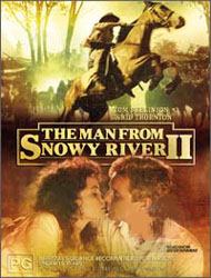poster The Man from Snowy River II (1988)