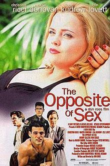 poster The Opposite of Sex (1998)