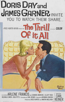 poster The Thrill Of It All (1963)