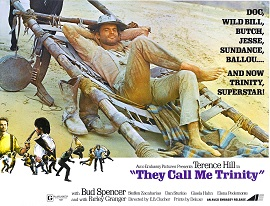 poster They Call Me Trinity (1970)