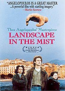 poster Topio stin omichli - Landscape in the Mist (1988)