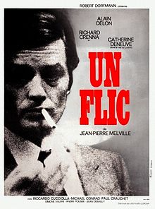 poster Un Flic - Dirty Money (1972)