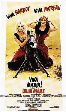 poster Viva Maria! (1965)