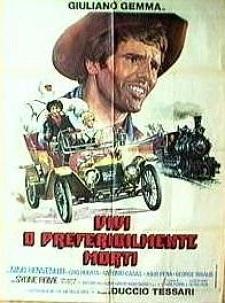 poster Vivi O, Preferibilmente, Morti (1969)