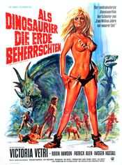poster When Dinosaurs Ruled the Earth (1970)