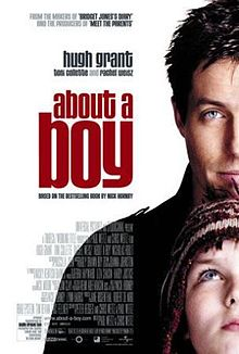 poster About a Boy (2002)