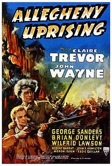 poster Allegheny Uprising (1939)
