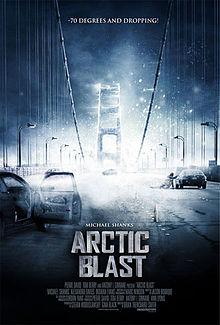 poster Arctic Blast (2010)