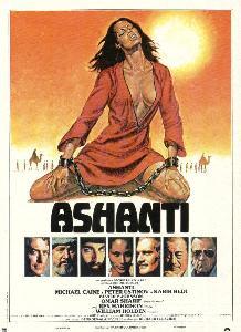 poster Ashanti (1979)