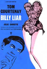 poster Billy Liar (1963)