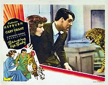 poster Bringing Up Baby (1938)