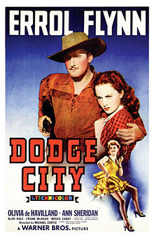 poster Dodge City (1939)