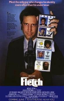 poster Fletch (1985)
