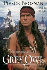 poster Grey Owl (1999)