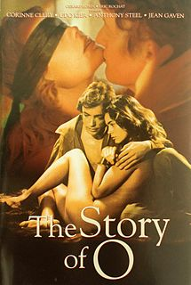 poster Histoire d'O - The Story of O (1975)