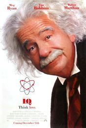 poster I.Q. (1994)